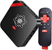 Android 6.0 TV Box,Smart TV Box Amlogic S905X 64 Bits Quad Core CPU and True 4K Playing