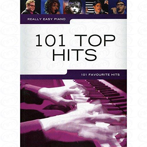 101 Top Hits - arrangiert für Songbook [Noten/Sheetmusic] aus der Reihe: REALLY EASY PIANO