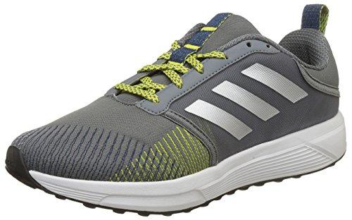 Adidas Men's Nayo M Visgre/Silvmt/Shosli Running Shoes - 12 UK/India (47.33 EU) (BI2836)