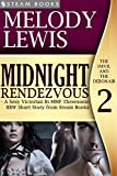Midnight Rendezvous - A Sexy Victorian Bi MMF Threesome BBW Short Story from Steam Books (The Devil and the Debonair Book 2)