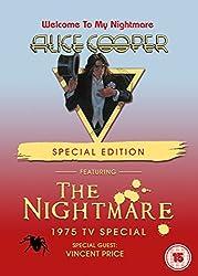 Alice Cooper: Welcome To My Nightmarethe Nightmare [Dvd] [2017] [Ntsc]