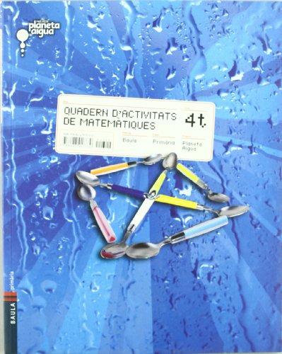 Quad.Matemat.4t-Pl.Aigua