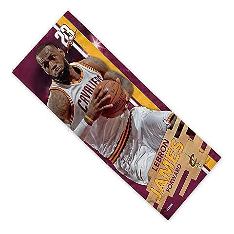 NBA Cleveland Cavaliers Player EnduraCool Microfiber Towel, 12