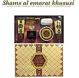 Geschenkbox Parfüm Shams Al Emarat ARD AL ZAAFARAN Zusammen Beauty 6 Stück