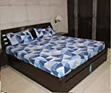 #9: Saggi's truly Fittted DOUBLE bedsheets, a whole new wrinkle free concept for home decor. Its 100% cotton sheet which is easy to cover and remove from bed. It is weather proof and suitable for all weather conditions. Provides freedom from tucking every morning,