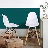 LeMonde Barhocker, modern, skandinavischer Stil, 2 Stück