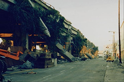 505009 Interstate 880 Structural Failure After Earthquake Oakland CA A4 Photo Poster Print 10x8 (Oakland, Ca-poster)