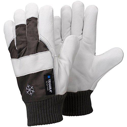 ejendals-tegera-57-gant-en-cuir-taille-10-blanc-gris