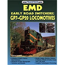 EMD Early Road Switchers: GP7-GP20 Locomotives (Traintech)