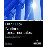 Oracle 9i Notions Fondamentales