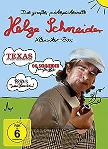 Die große, pickepackevolle Helge Schneider Klassiker-Box [3 DVDs]