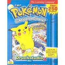 Pokemon: Printstudio Blau