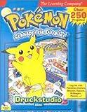 Produkt-Bild: Pokemon: Printstudio Blau
