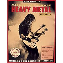 Partition : Methode de heavy metal les bases + cassette audio