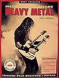 Partition : Methode de heavy metal les bases + cassette audio