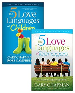 The 5 Love Languages of Children/The 5 Love Languages of Teenagers Set par [Chapman, Gary, Campbell, Ross]