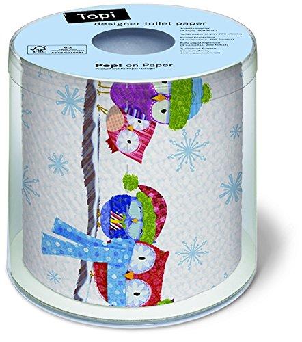 Paper + Design Toilettenpapier So eine Kälte