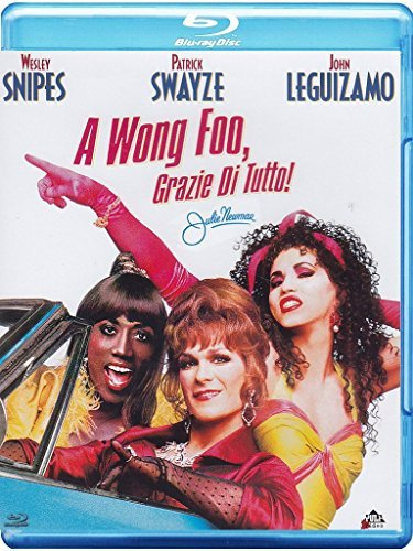 To Wong Foo Thanks for Everything, Julie Newmar ( ) [ Italienische Import ] (Blu-Ray)