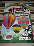 Ferdinand Von Zeppelin - Science Adventures Level 4 Issue 14 / Full Color Science Comic Magazine for Children / Printed in Singapore / English Corner of SA and Young Readers Express / Engaging Reading for Children Age 11-14 / Self Study