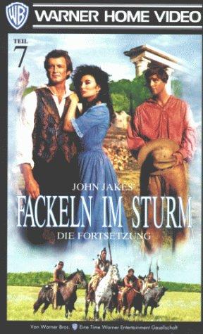 Preisvergleich Produktbild Fackeln im Sturm - Teil 7 [VHS]