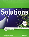 Solutions. Elementary. Student's book-Workbook. Con espansione online. Con CD Audio. Per le Scuole superiori