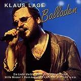 Songtexte von Klaus Lage - Balladen