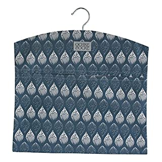 Peg Bag - Organic Cotton - Isabella Blue