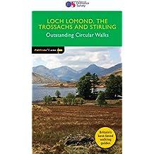 Loch Lomond, The Trossachs (Pathfinder Guides)