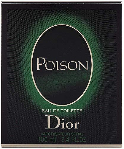 CHRISTIAN DIOR  Eau de Toilette Damen Poison  100 ml