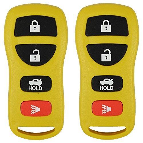 2qualitykeylessplus–Mando a Distancia para FCC ID: kbrastu154Botón Keyless Entry Key Fob libre Keytag
