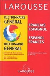 Dictionnaire général Français - Espagnol / Espagnol - Français