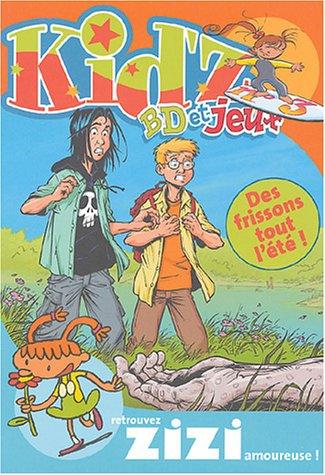 Kid'z, numéro 3 : BD et jeux