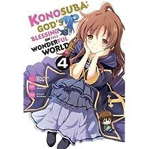 Konosuba: God's Blessing on This Wonderful World!, Vol. 4 (manga)