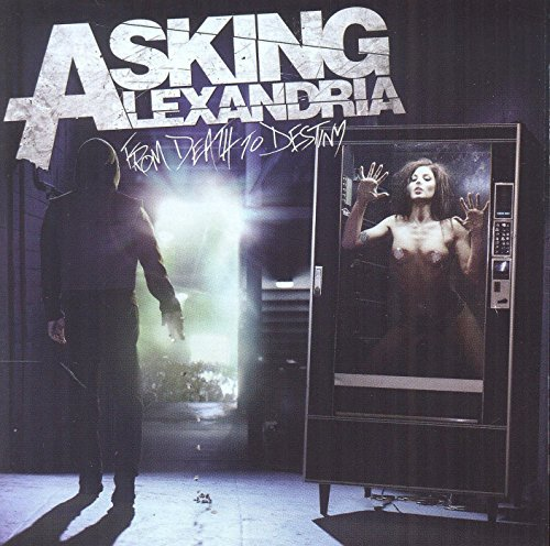 From Death To Destiny (Transworld Exclusive) By Asking Alexandria (2013-08-05)