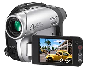 Sony Handycam DCR-DVD92 DVD-Camcorder
