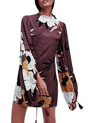 Azbro - Vestido Estampado Floral