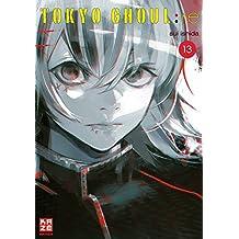 Tokyo Ghoul:re 13