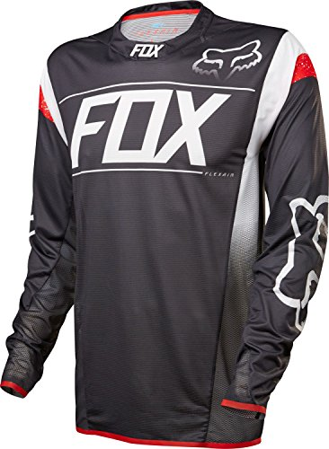 fox-flexair-dh-maillot-manches-longues-homme-blanc-noir-modele-xl-2016-tee-shirt-manches-longues-hom