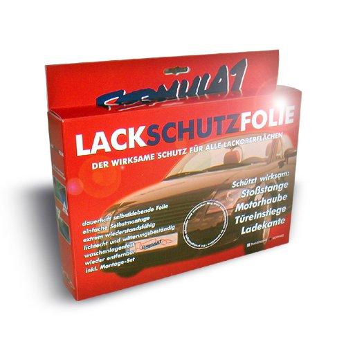 IWH 10261 Lackschutzfolien-Set transparent