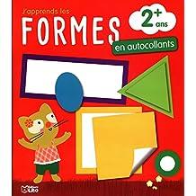 Facile Autoc. les Formes Géométriques - Dès 2 ans