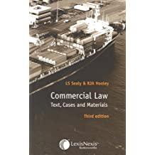 Commercial Law: Text, Cases and Materials