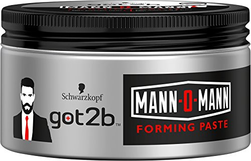 got2b Forming Paste Mann-O-Mann Halt 3, 3er Pack(3 x 100 ml)