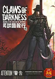 Claws of Darkness Edition simple Tome 1