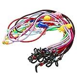 Niños Niños de 12pcs elástica colorido seguridad soporte para gafas, diseño de cuello cadena soporte gafas Cables cadenas cuerda Eyewear Retenedor Correa para deportes
