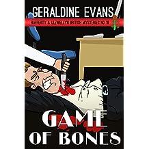 Game of Bones: British Detectives (Rafferty & Llewellyn British Mysteries Book 18)