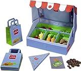 Haba 7312 - Kaufladen Gutes Gemüse, Kinder-Rollenspiel