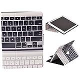 MySleeveDesign iPad Air Leder Case Hülle Tasche - VERSCH. DESIGNS - Keyboard
