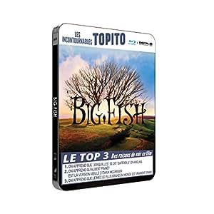 Big Fish [Blu-ray + Copie digitale - Édition boîtier SteelBook]