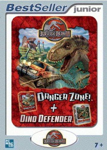 Jurassic Park 3: Dino Defender+Danger Zone [Bestseller Series]