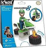 K'NEX Mario Kart 8 Luigi Hover Bike Building Set